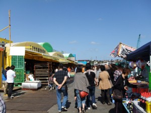 那珂湊お魚市場2012