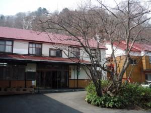 松川荘 外観
