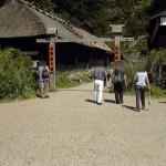 鶴の湯入口