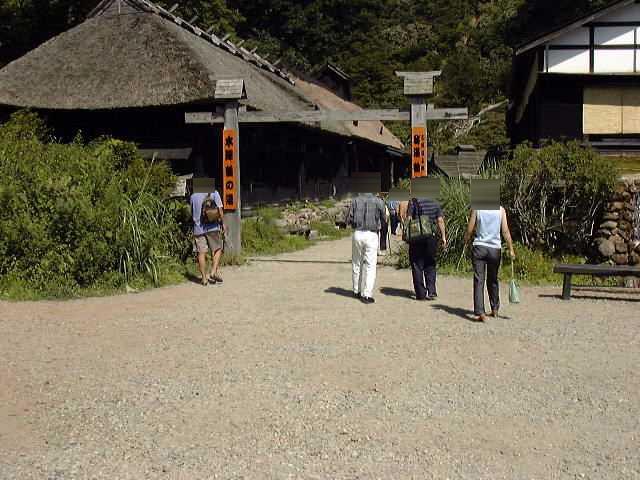 八幡平の温泉たち その3「乳頭温泉郷」