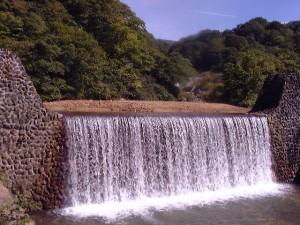 乳頭温泉景色