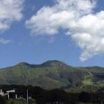 八幡平の山の中