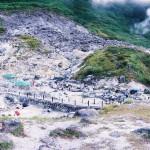 玉川温泉 地獄谷