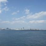 横浜の風車