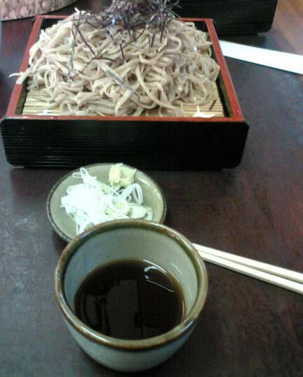 日光の手前、地名は「いまいち」でもお味は「けっこう」な蕎麦(栃木県日光市)
