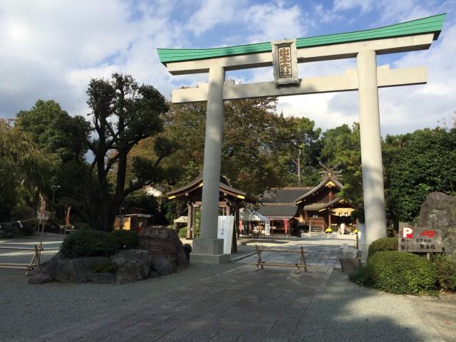 Vol.21 出雲大社(神奈川県秦野市)