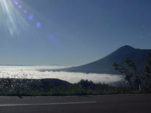 八幡平の雲海