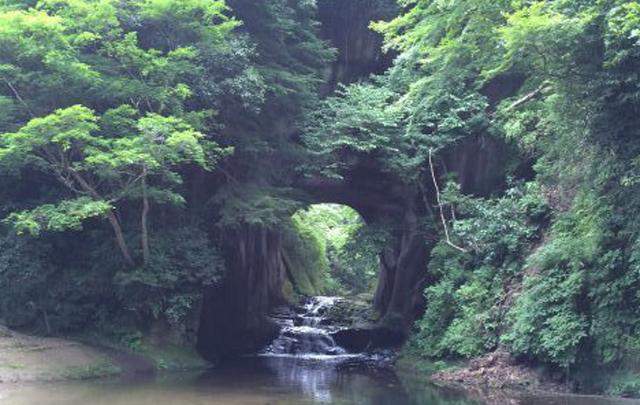 V0l.26 濃溝の滝(2016.07千葉県君津市)