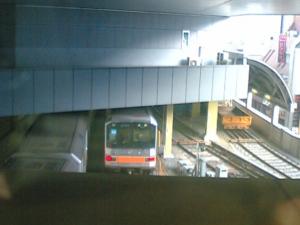 Vol.11「渋谷マークシティ」  <br />(2004.12.9:東京都渋谷区)