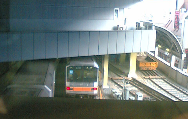 Vol.11「渋谷マークシティ」  (2004.12.9:東京都渋谷区)