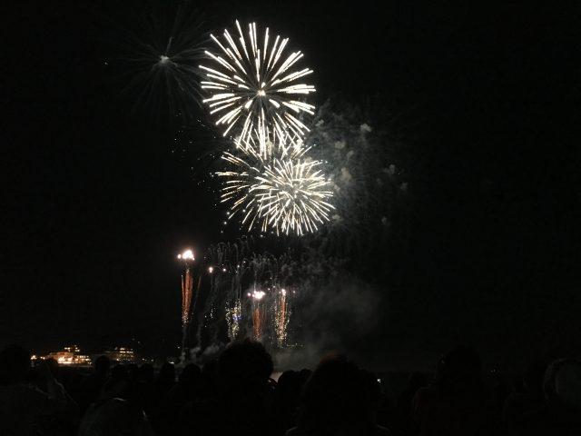 ふじさわ江の島花火大会2016