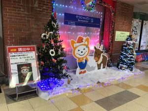V0l.29 クリスマスのそうにゃんだい<br />(2016.12神奈川県藤沢市)