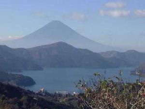 Vol.06「なんとなく富士山」<br />  (2002.5.7;神奈川県箱根町?)