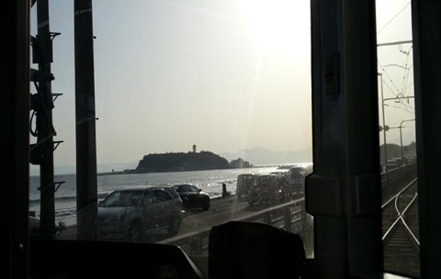 Vol.18「カーブを曲がるとそこは海だった」(神奈川県)